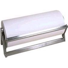 "Bulman 36"" Stainless Steel Paper Dispenser / Cutter"