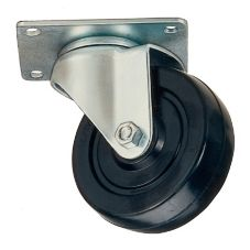 "Win-Holt® 4"" x 1-1/4"" Swivel Plate Caster"