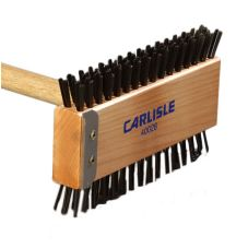 "Carlisle 4002600 30"" Boiler Master Brush with Steel Bristles"