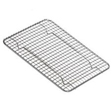 "Update International Half Size 8"" x 10"" Wire Pan Grate"