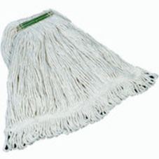 Rubbermaid Super Stitch® Medium White Cotton Wet Mop Head