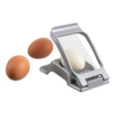 Matfer Bourgeat Epoxy Coated Aluminum 2-Way Lever Egg Cutter