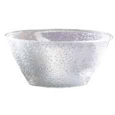 "Cal-Mil® 402-15-34 Pebble 12 Qt. 15"" Bowl"
