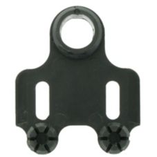 NoTrax® Black Connectors for Tek-Tough® Mats