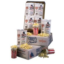 Star® CC28-6OZ Chief's Choice Portion Pack Popcorn - 28 / CS