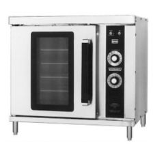 Hobart HEC20-208V Half Size 208v Electric Convection Oven