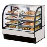 True White Dual Zone Refrigerated/Dry Bakery Display Case