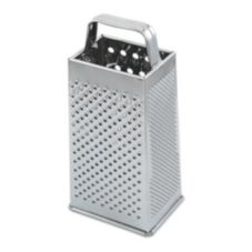 Browne Foodservice 3199 Stainless Steel Economy Cheese Grater