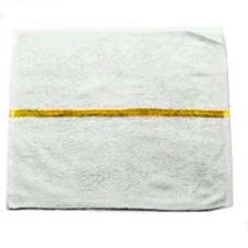 Chef Revival® 700BRT-GLS Gold Striped Bar Towel - Dozen
