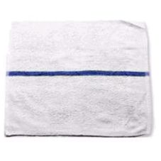 Chef Revival® Blue Striped Bar Towel
