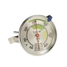 Taylor 5992N 5* Commercial 200-400°F Candy / Deep Fry Thermometer