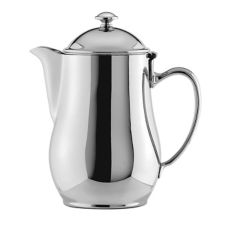 Jazz S/S Short Spout Coffee Pot, 20 oz