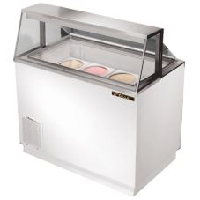 True® Dipping Cabinet Freezer, 12.7 Cubic Ft