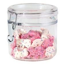 Oggi Corporation 5360 26 Oz. Acrylic Airtight Canister With Clamp