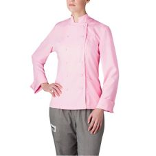 Chefwear® 5220-108 XLG Women's XL Pink Sterling Jacket
