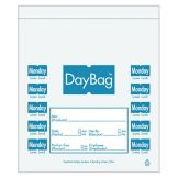 "DayMark 5½"" Day of the Week Monday Portion Bag"