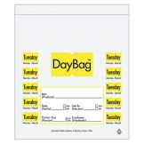 "DayMark 5½"" Day of the Week Tuesday Portion Bag"