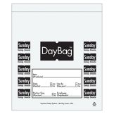 "DayMark 5½"" Day of the Week Sunday Portion Bag"