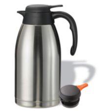 Service Ideas PWLA201D Steelvac™ 2 Liter Decaf Carafe - 6 / CS