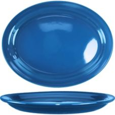 "International Tableware Cancun™ Light Blue 13-1/4 "" Platter"