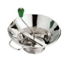 """Matfer Bourgeat S3 Tin Plate 12-1/4"""" Food Mill"""