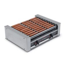 NEMCO 8018 Roller Type Hot Dog Grill For 18 Hot Dogs
