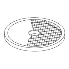 "Berkel 3/8"" Dicing Grid for CC32 and CC34 Food Processors"