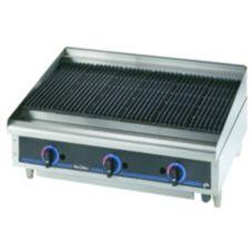 "Star® 6036CBF Star-Max® Lava Rock Gas 36"" Char-Broiler"