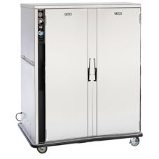 FWE Mobile Insulated Heater / Proofer Cabinet, 2 Doors
