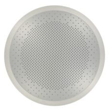 "Carlson Products PFS12P Perforated Thin 12"" Pizza Pan - Dozen"