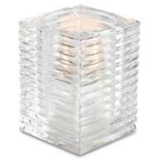 Candle Lamp® Clear Kelly Lamp Base