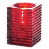 SternoCandleLamp™ 80148 Red Kelly Lamp