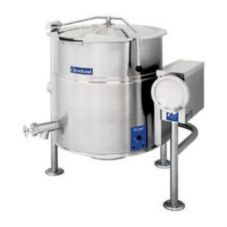 Cleveland Range KEL-100-T Electric 100 Gallon Tri-Leg Tilting Kettle