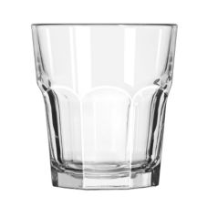 Libbey Gibraltar Duratuff 12 oz Double Rocks Glass