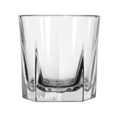 Libbey® 15481 Inverness Duratuff 9 Oz. Rocks Glass - 36 / CS