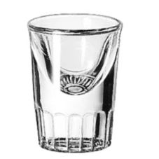 Libbey® 5138 Tall 1 oz Whiskey Glass - 48 / CS