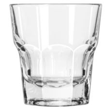 Libbey 15231 Gibraltar Duratuff® Tall Rocks 9 Oz Glass - 36 / CS