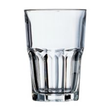 Cardinal 43279 Arcoroc Granite 12 oz Beverage Glass - 36 / CS