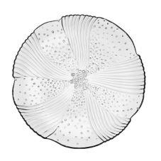 "Libbey 15506 Harmony Duratuff® 7-5/8"" Salad Plate - 36 / CS"