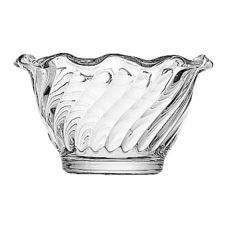 Lancaster Colony 04-02532 Optic 5 Oz Sherbet Dish - 72 / CS