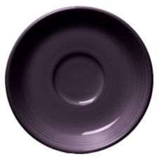 "Homer Laughlin China 470323 Fiesta® Plum 5-7/8"" Saucer - 12 / CS"