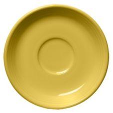 """Homer Laughlin China 470320 Fiesta Sunflower 5-7/8"""" Saucer - 12 / CS"""