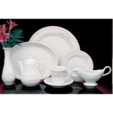 "Homer Laughlin 3691214 Seville® Cambridge 9"" Plate - 24 / CS"