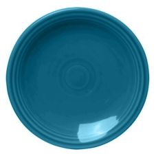 "Homer Laughlin China Fiesta® Turquoise 6-1/8"" Plate"