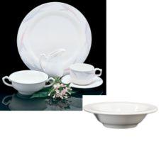 Homer Laughlin 3751304 Seville Fabrique 4.25 oz Fruit Dish - 36 / CS