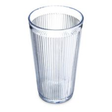 Carlisle® 401607 Crystalon 16 Oz. Clear Stack-All Tumbler - Dozen