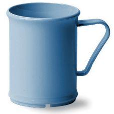 Cambro® 96CW401 Camwear® Slate Blue 9.6 Oz Mug - Dozen