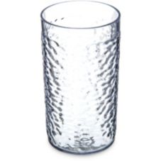 Carlisle® 551707 Optic 16 Oz. Clear Pebble Tumbler - 24 / CS