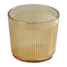 Carlisle 402913 Crystalon Old Fashioned Stack-All Tumbler - 48 / CS