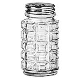 Libbey 5045 2 Oz. Salt / Pepper Shaker With Aluminum Top - 12 / CS